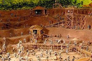 เปิดแผนที่ขุมทอง 700 ตันในไทยพบ 76 พื้นที่