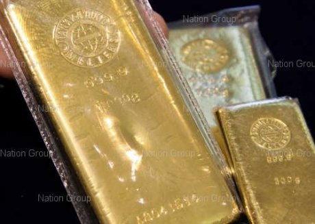 ทองคำร่วง 20 เหรียญ ผวาเงินดอลลาร์แข็ง