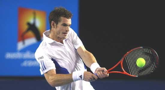 เมอร์เรย์ฟิตวางแผนชิงมือเทนนิส1โลก