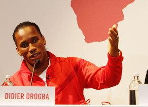ดร็อกบาคว้านักเตะยอดเยี่ยมแห่งปีแอฟริกา
