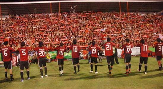 เมืองทองฯ10คนถล่มวีบีสปอร์ตคลับ3-1AFC