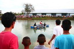 สลด! เด็ก ม.3 จมน้ำดับ หลังลงเล่นสระน้ำของเทศบาล