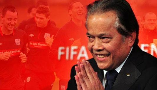 วรวีร์นั่งบอร์ดฟีฟ่าอีก 4 ปี ลั่นพัฒนาบอลไทย