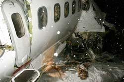 เครื่องบินอิหร่านตกสยอง! ดับ 70 ราย