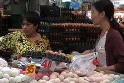 ผู้ค้า-ผู้บริโภคบางส่วนไม่เห็นด้วยขายไข่ไก่เป็นกิโล