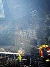 กทม.สั่งรื้ออาคารซานติก้าผับ เหยื่อไฟไหม้ตายเพิ่มอีก1ราย
