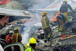 ยังไม่พบ 6 พยาบาลไทย เหยื่อแผ่นดินไหว