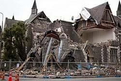 คาดไม่เหลือผู้รอดชีวิตแผ่นดินไหวนิวซีแลนด์แล้ว