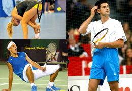 เทนนิสกับมุมมองแปลกๆฮาๆ