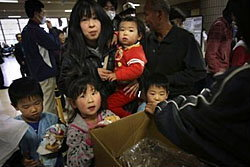 ญี่ปุ่นเตือนน้ำประปาในกรุงโตเกียวไม่ปลอดภัยสำหรับทารก