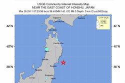 แผ่นดินไหว 6.5 ใต้ทะเลใกล้เซนไดเตือนสึนามิ