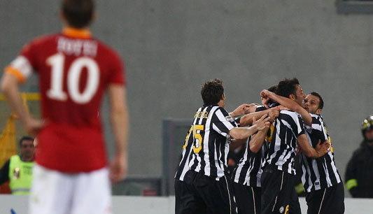 ยูเว่บุกอัดโรม่า2-0,นาโปลีทุบลาซิโอสุดมันส์4-3