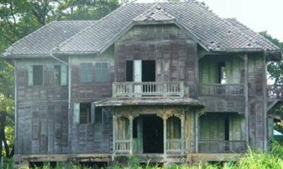 ชาวบ้านร่ำลือ บ้านผีสิงที่ผักไห่ เฮี้ยนหลอนสาววัยรุ่น