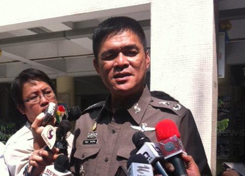 ตร.นำนักประดาน้ำงมหาหลักฐานปาประทัดไทยรัฐ