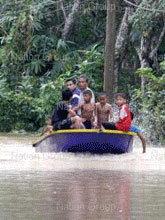 ยะลาน้ำท่วม 64 หมู่บ้าน เดือดร้อนเกือบ 8 พันคน