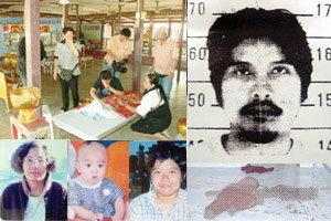 บทโหด-ตามทวงหนี้ ฆ่า3ศพผู้หญิง-เด็ก2ขวบ