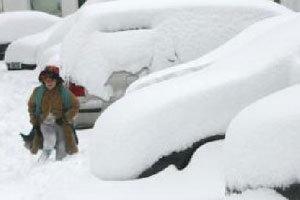 อังกฤษระส่ำ! หิมะถล่มลอนดอนอ่วมหนักสุดในรอบ 18 ปี