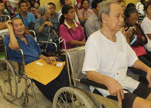 สบส.พร้อมดูแลสังคมผู้สูงอายุในไทยกว่า10ล.คน