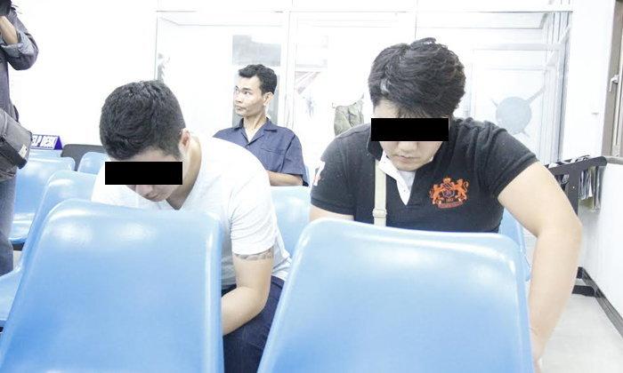 หนุ่มเกาหลีร้อง ถูกชายฉกรรจ์อ้างเป็นตำรวจ บุกเข้าห้องปืนจี้ รีดเงิน 3แสน