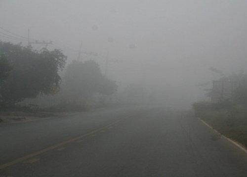 อุตุเผยไทยตอนบนอากาศเย็นลมแรง-กทม.อุณหภูมิลด