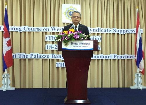 ป.ป.ส.จัดหลักสูตรสกัดกั้นเครือข่ายข้ามชาติร่วมกัมพูชา