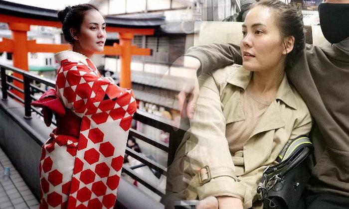 เจนี่ เทียนโพธิ์สุวรรณ ปีใหม่โสด..ไม่สนิท หนุ่มอารักขาเที่ยวญี่ปุ่น