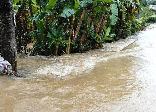 น้ำยังท่วมชุมพรหนักสุดอ.หลังสวนกระทบกว่า47,000คน