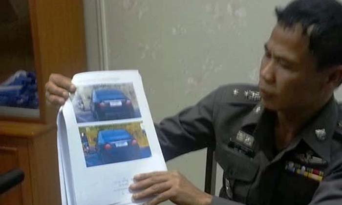 ตำรวจมั่นใจได้ตัวแน่ !! เบนซ์ดำชนคนแก่แล้วหนี สวมทะเบียนปลอม