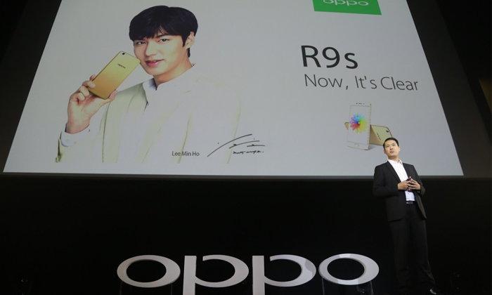 ออปโป้ เปิดตัว OPPO R9s สุดยอดสมาร์ทโฟนเพื่อการถ่ายภาพระดับเวิลด์คลาส
