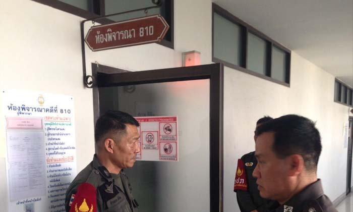 ทนายความ วัย 77 ปี ว่าความเสร็จ ล้มฟุบดับคาศาลแพ่ง