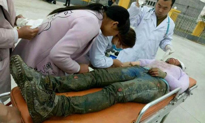 สาวน้อยวัย 16 ถูกชายปริศนาทำร้ายระหว่างเดินไปเรียน เจ็บหนักจนตาซ้ายบอด