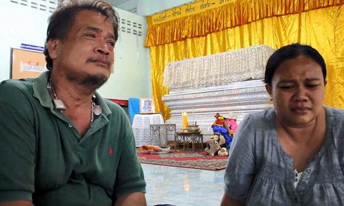 พ่อแม่ร่ำไห้ ลูกชายวัย 3 ขวบ ถูกกระบะชนดับ ก่อนเผ่นหนี