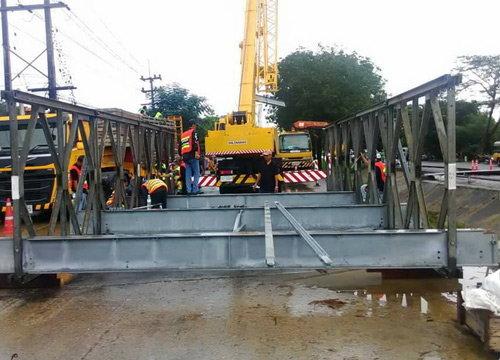 ผวจ.ประจวบฯสั่งช่วยชาวบางสะพาน-ทล.เร่งซ่อมสะพานขาด