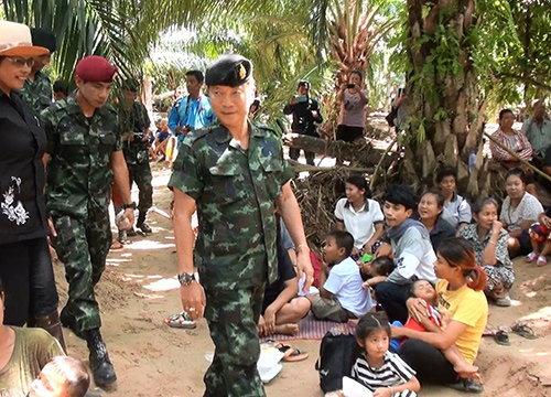 มทภ.4เตรียมแผนส่งทหารเข้าฟื้นฟูกรุงชิง