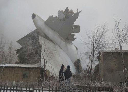 บินตุรกีร่วงชาวบ้านในคีร์กีซสถานดับ15ศพ