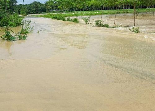 ศภช.เตือนภาคใต้น้ำท่วมฉับพลันน้ำป่าไหลหลาก