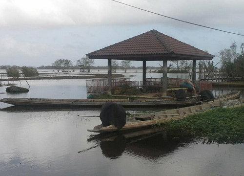 น้ำท่วม5อ.ริมทะเลสาบสงขลาเกือบปกติห่วงอ.สะบ้าย้อย