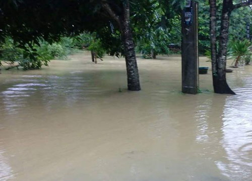 รองอธิบดีปภ.ยังห่วงน้ำท่วมนครศรีฯ-สุราษฎร์ฯ