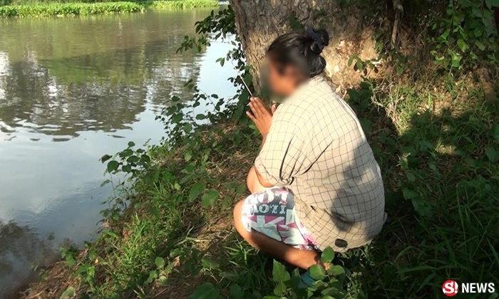 ปาฏิหาริย์! แม่จุดธูปเรียกวิญญาณ พบทันทีศพ ด.ญ.13 ปี จมน้ำ