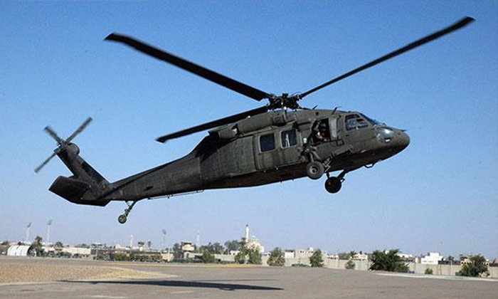แบล็กฮอว์กทัพสหรัฐฯ ตกทะเลที่ฮาวาย เร่งค้นหาลูกเรือสูญหาย 5 คน