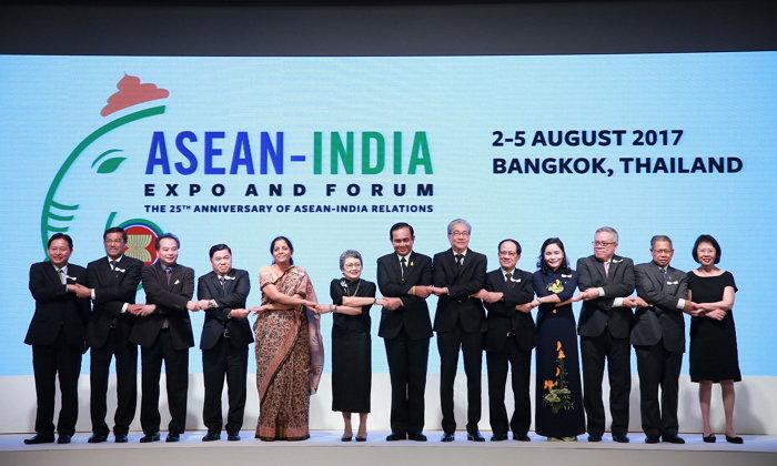 ข้อสรุปจากเวทีสัมมนาแห่งปี ASEAN-India Expo and Forum