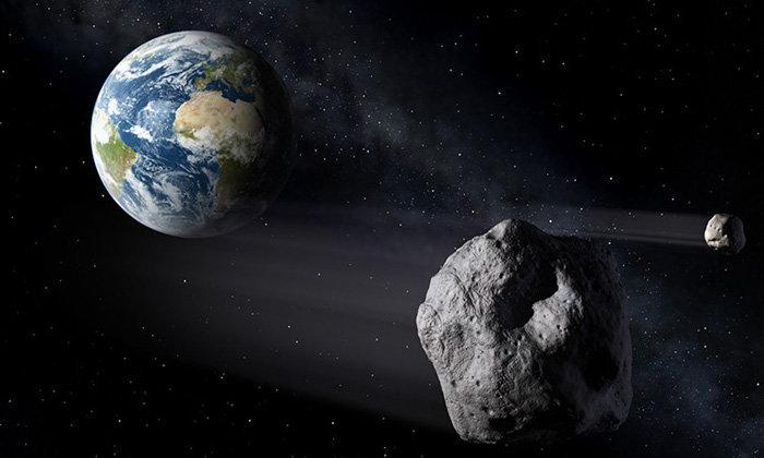 ดาวเคราะห์น้อยขนาด 40 สนามฟุตบอล จะเฉียดโลก ก.ย.นี้