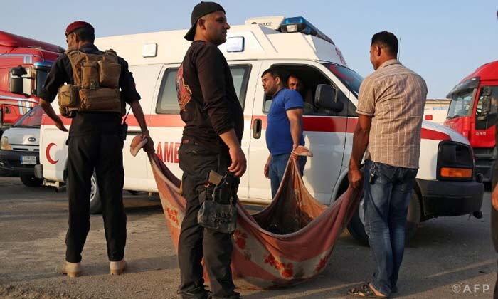 คนร้ายโจมตีร้านอาหารในอิรัก ดับแล้ว 50 เจ็บอีกอื้อ