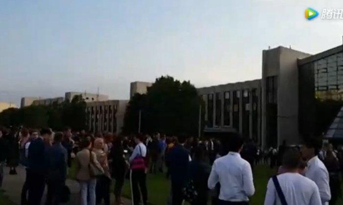 รัสเซียวุ่น! อพยพ 2 หมื่นคน หลังถูกขู่วางระเบิดทั่วเมือง