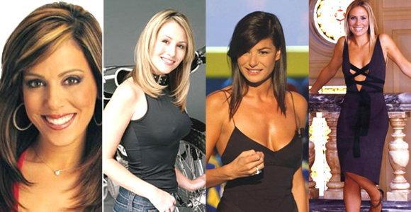 Top 10 TV sport babes
