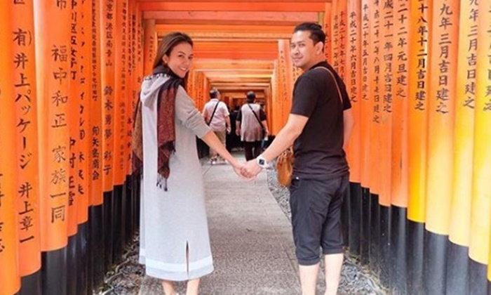จ๊ะ อาร์สยาม ลงแคปชั่นหวานเจี๊ยบ พี่แจ๊ค พาเที่ยวญี่ปุ่น