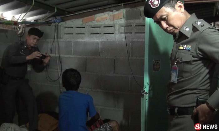 คำสารภาพ ผัวฆ่ารัดคอเมีย ลูก 4 คนร้องไห้ดูพ่อทำแผนฯ