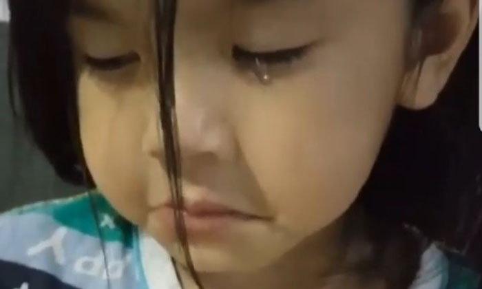 แม่โบว์ จุกอก น้องมะลิ บอกสาเหตุที่ร้องไห้ เพราะคิดถึงพ่อ