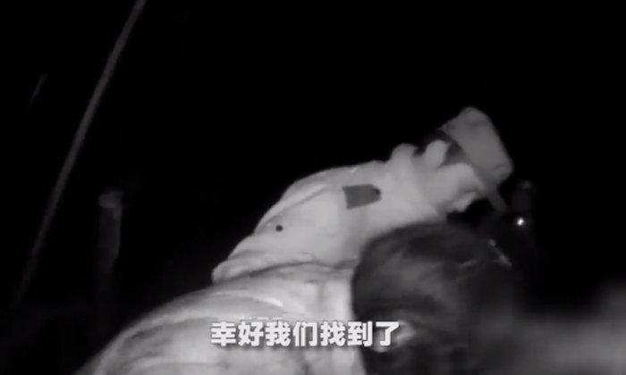 ยายความจำไม่ดีหายจากบ้าน ตำรวจพบตัวหน้าหลุมศพสามี