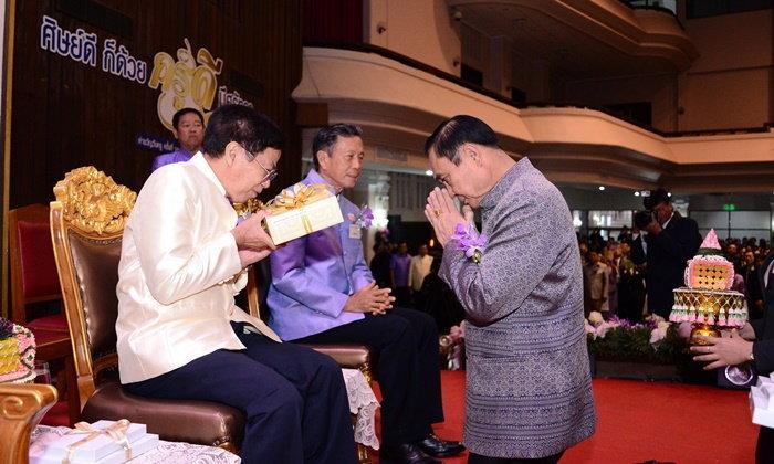 นายกฯ ชี้ ประชาธิปไตยแบบไทยนิยม ยึดทำดี รู้จริง ถูกต้อง